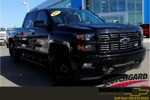 2015 Chevrolet Silverado 1500 2LZ Z71 Midnight| H/C Leath\ Heat