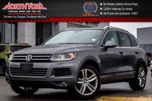 2012 Volkswagen Touareg Comfortline AWD|Nav|Pano_Sunroof|Leather