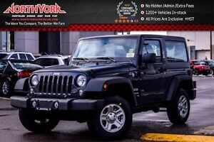 2017 Jeep Wrangler NEW Car Sport 4x4|Hard Top|AC|Trac. Control|C