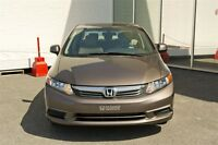 Honda Berline Civic EX AUTOMATIQUE 2012