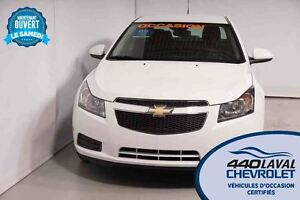 2014 Chevrolet Cruze *LT*A/C*BLUETOOTH*USB*CAMERA RECUL*