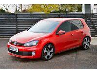 2009 VW GOLF GTI DSG TORNADO RED 5DR FVSH 2 KEYS LOW RATE FINANCE + WARRANTY NOT S3 CUPRA TYPE R ST