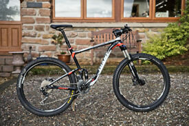 Giant Anthem 27.5 Mountain Bike - Large REDUCED FROM £800