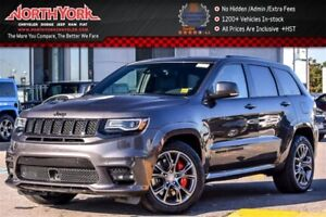 2018 Jeep Grand Cherokee New Car SRT 4x4|Trailer Tow, High Perfo