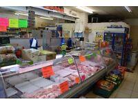 Butcher Equipment - Full Package Inc. Bandsaw, Meat Display Fridges etc