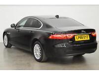 Jaguar XF PRESTIGE (black) 2016-12-29