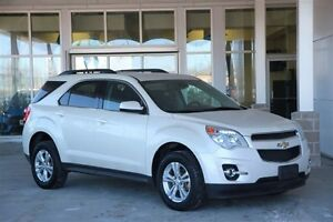 2014 Chevrolet Equinox LT AWD Local One Owner Trade With Low kms