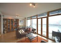 DIRECT RIVER VIEWS This fully furnished one bedroom, one bathroom apartment is very large and modern