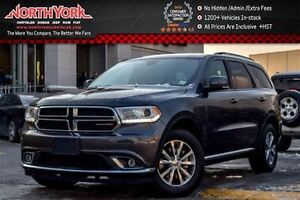 2016 Dodge Durango Limited|AWD|Nav|RearCam|Htd1st/2ndRowSeats|7-