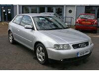2002 Audi A3 1.8T Quattro Sport Low Mileage Full History Rust Free Original Condition