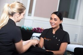 Become a Beauty Therapist - Up to £25k - No Experience Needed!