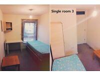 Cozy Single Room3 in Canary Wharf