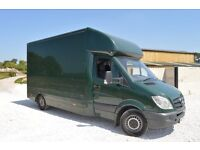 Mercedes Sprinter 2.1 Luton