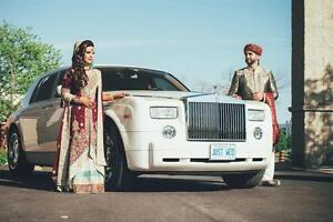 GTAs Newest White Rolls Royce Phantom Limo Limousine Wedding City of Toronto Toronto (GTA) image 4