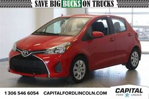 2015 Toyota Yaris LE HB **New Arrival**