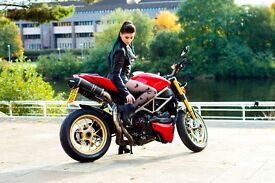 2010 Ducati Streetfighter 1100 S ** Rare Bike up for grabs!