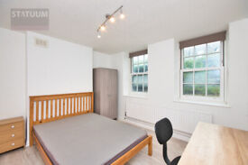 LARGE 5 DOUBLE BED MAISONETTE with PVT GARDEN near KINGS CROSS WC1X - AVAILABLE NOW