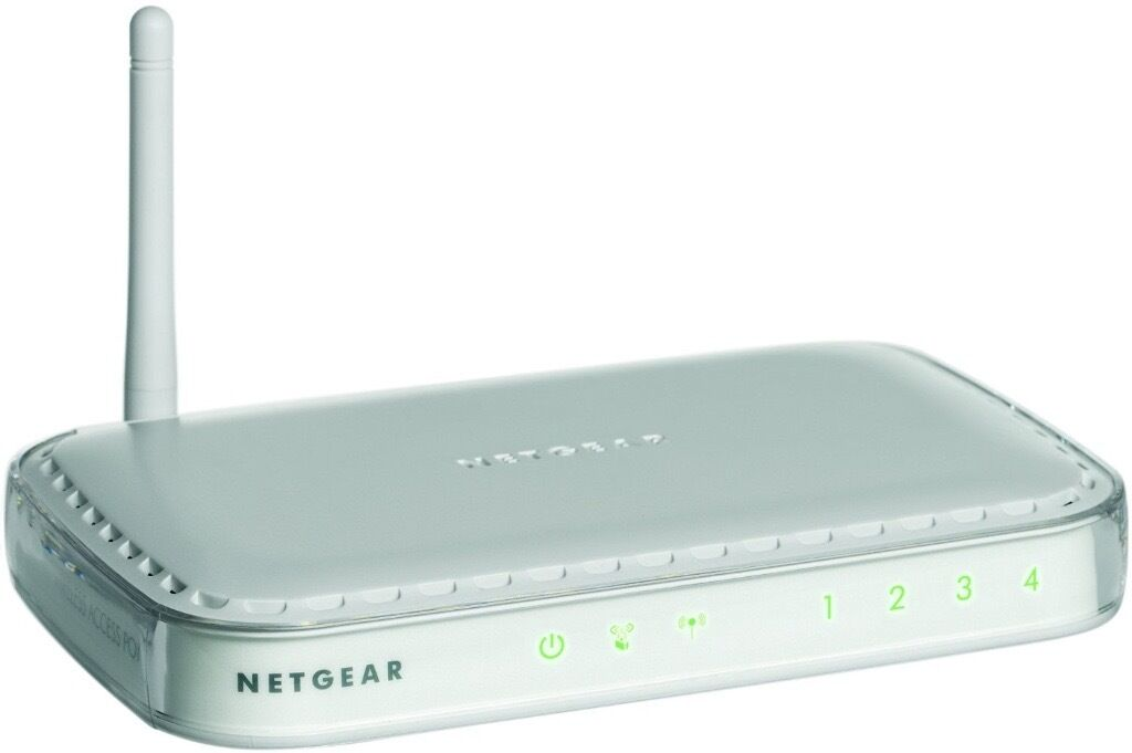 Netgear Wireless N150 Access Point WN604   in Falkirk   Gumtree