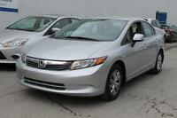 2012 Honda CIVIC SEDAN LX  BLUETOOTH