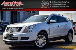 2014 Cadillac SRX Luxury|AWD|Nav|PanoSunroof|LeatherSt|R-Start|B