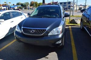 2008 Lexus RX 350 NAVGATION CUIR TOIT CAMERA AWD