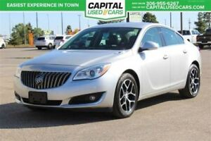 2017 Buick Regal Sport *ACCIDENT FREE**TURBO**CRUISE CONTROL**BA