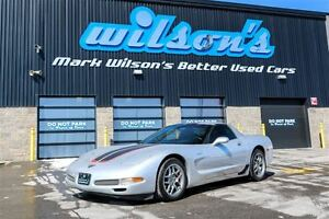 2002 Chevrolet Corvette Z06 400 HP! 2 TONE LEATHER! MEMORY SEAT!