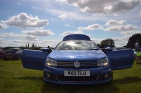 VW Eos Bluemotion Sport
