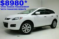 2008 Mazda CX-7 GT AWD * Cuir/Leather * Toit-ouvrant/Sunroof *