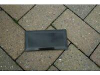 2 Metres of Revestimiento Black Ceramic Wall Tiles