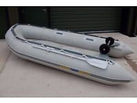 EXCEL SD365 INFLATABLE BOAT (AIR DECK)