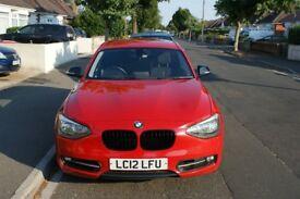 BMW 1 Series (F20) 120d Sport - 2012 - Full Service History