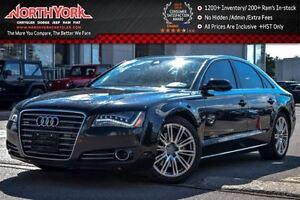 2013 Audi A8 Premium 3.0T Quattro|Comfort Pkg|Nav|Sunroof|BOSE|