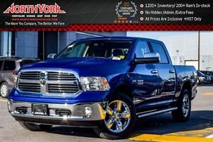 2017 Ram 1500 NEW Car SLT|4x4|RearCam|Bluetooth|SatRadio|DualCli
