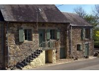 FOR SALE A beautiful fully furnished house set in the heart of rural France within a National Forest