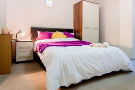 Double Room, Marylebone, Central London, Baker Street, Zone 1, Bills Included, gt3
