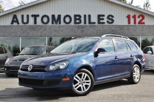 2012 Volkswagen Golf Wagon 2.5L