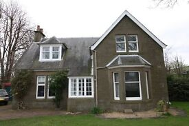 13 Montague Street, Broughty Ferry. Beautiful Period Family Home available from July