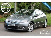 2009 Honda Civic 1.4 i-VTEC SE £4495
