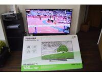 Toshiba 50 inch LED HD TV