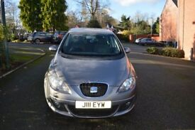 Seat Altea, Private Plate, 69k miles, Mint Condition, Excellent Small Family Car