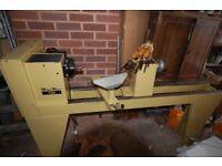 MiniMax wood turning lathe