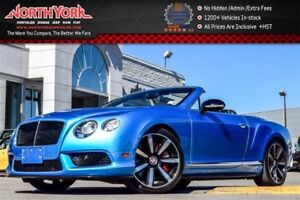 2015 Bentley Continental GT AWD Convertible 521HP Low KM Clean C