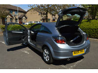 Vauxhall Astra H 3dr IMMACULATE condition ONLY 63980 miles