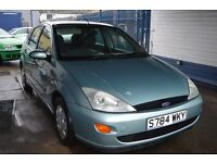 FORD FOCUS LX IN GOOD CONDITION MOT UNTIL 2017 MAY