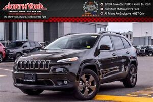 2017 Jeep Cherokee New Car 75th Anniversary 4x4|Comfort,Convenie