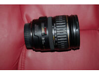 CANON 28-135mm f/3.5-5.6 USM IS LENS