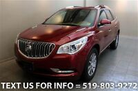 2014 Buick Enclave 27,000KM! 7-PASSENGER! HEATED LEATHER! CAMERA