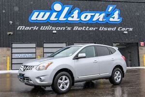 2013 Nissan Rogue SUNROOF! BLUETOOTH! ALLOYS! KEYLESS ENTRY! INF