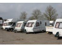 Caravan Campervan Motorhome Parking and Storage